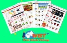 Thiết kế website kiếm tiền quảng cáo nhanh chuyên nghiệp