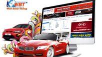 Thiết kế website dịch vụ cho thuê xe trọn gói giá tốt