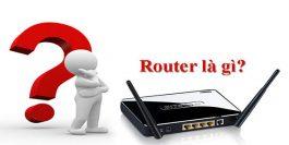 Router là gì?
