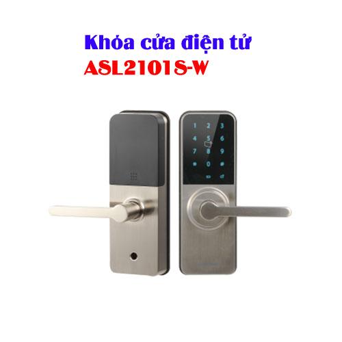 Khóa điện tử thông minh cho căn hộ, biệt thự ASL2101S-W