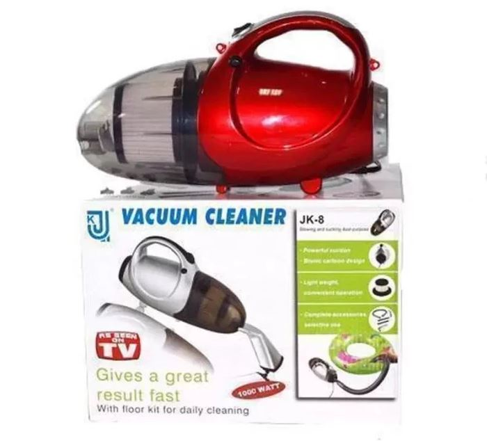 Máy hút bụi 2 chiều Vacuum Cleaner JK 8 (Đồng đỏ)