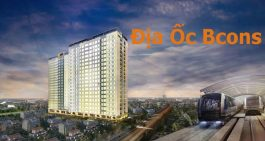 Dự án Bcons miền Đông chung cư giá rẻ