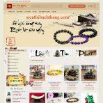 Thiết kế website bán đồ phong thủy