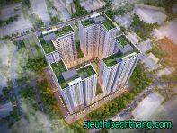 dự án chung cư bcons garden dĩ an