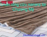 Chăn lông cừu nanara tại chương mỹ