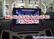 Màn Hình DVD Android 4G Tại Nghệ An