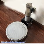 Đặc Điểm Tốt Thông Minh Của Robot Hút Bụi Haier Tab T550WSC