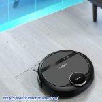 Ưu Điểm Thông Minh Của Robot Hút Bụi Ecovacs Deebot DE53 - 3D