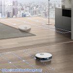 Ưu Điểm Thông Minh Của Robot Hút Bụi Ecovacs T8 Max